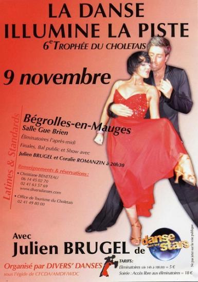 6ème Trophée du Choletais 9 novembre 2013