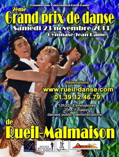 2ème Grand Prix de Rueil Malmaison le 23 novembre 2013