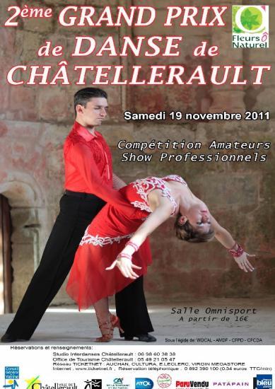 2ème Grand Prix de Chatellerault le 19 novembre 2011