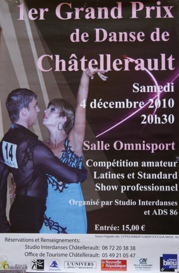 1er Grand Prix de Chatellerault le 4 décembre 2010