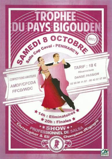 Trophée Bigouden à Penmarc'h le 8 octobre 2011