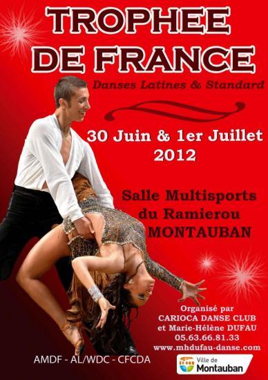 Trophée de France Montauban 30 06 2012 et 01 07 2012