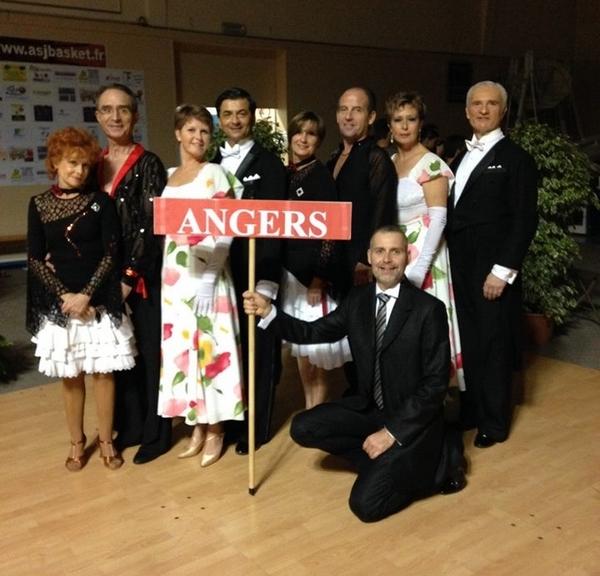 l'équipe d'Angers